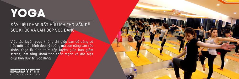 phòng tập yoga phú nhuận