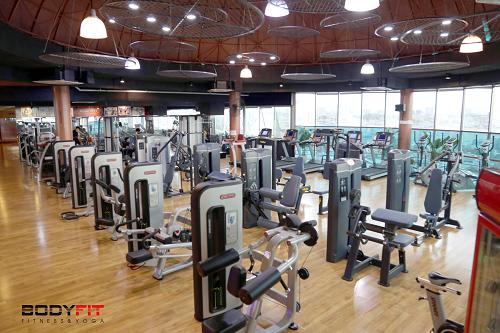 Các mô hình phòng tập gym