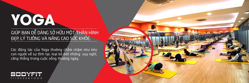 phòng tập yoga tân bình